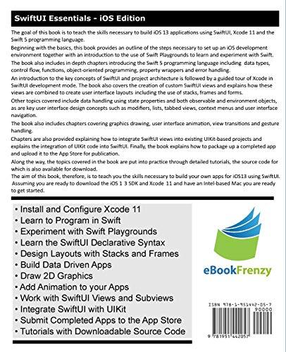 SwiftUI Essentials - iOS Edition