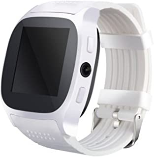 SEFROMAS Smart Watch,Bluetooth Smartwatch Touch Screen Wrist Watch with Camera/SIM Card Slot,Waterproof Android Smart Watc...