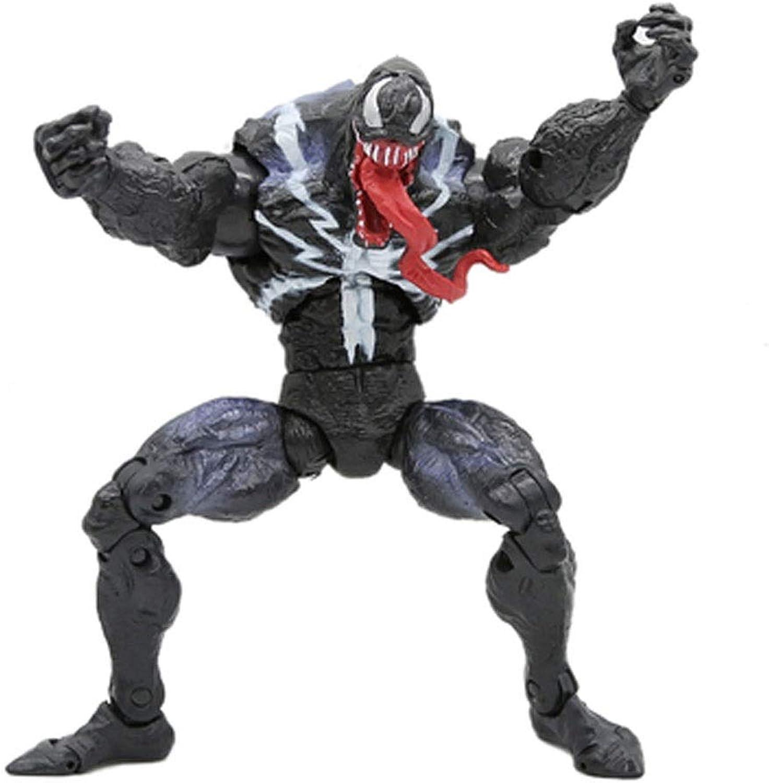 Toys  Miracle Toys  DC Toys  Avengers 3 4 Joint Detachable  Batman   Panther   Venom   Clown ( color   E )