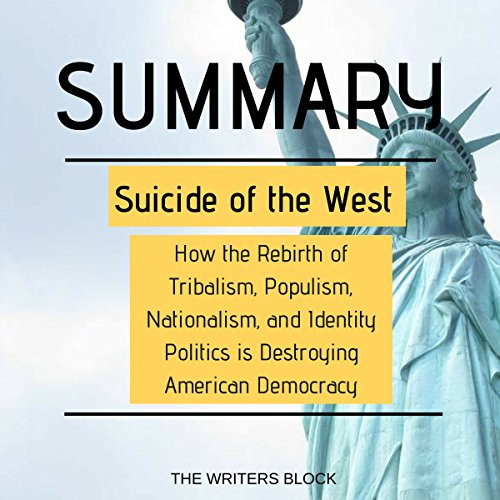 Summary: Suicide of the West audiobook cover art
