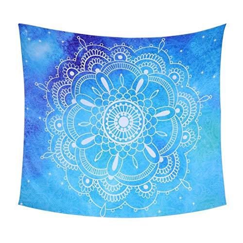 GKLKU Yogamatte Tapisserie Tagesdecke Wandbehang Tapisserie Strand Werfen Handtuch Home Dekoration, H, M