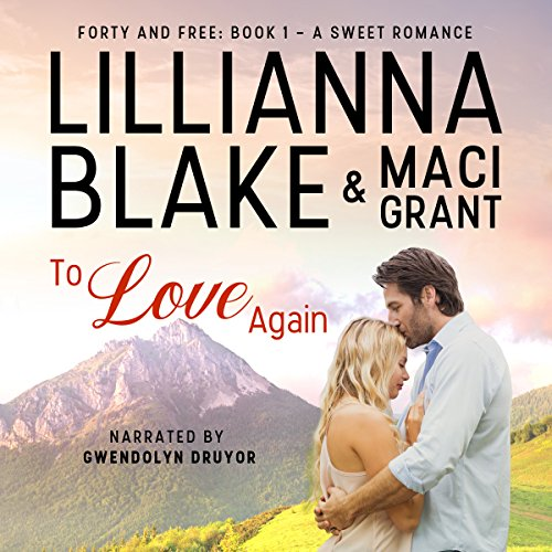 To Love Again audiobook cover art