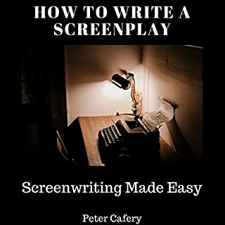 How to Write a Screenplay audiobook cover art