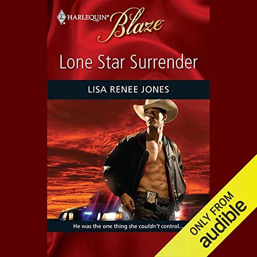 Lone Star Surrender audiobook cover art