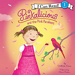 Pinkalicious and the Pink Parakeet cover art