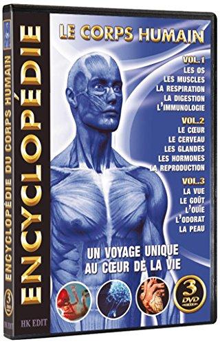 L'Encyclopédie du Corps Humain-Vo.1, 2, 3
