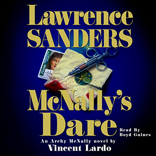 McNally's Dare                   By:                                                                                                                                 Lawrence Sanders                               Narrated by:                                                                                                                                 Boyd Gaines                      Length: 4 hrs and 42 mins     27 ratings     Overall 4.1