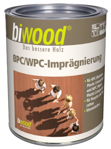 biwood BPC/WPC impregnazione 0,75L Dose