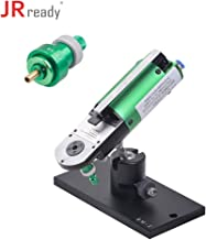 JRready ST4011: YJQ-W7Q Pneumatic Cable Crimper Air Tools & 86-37 Positioner & BM-2 Adjustable Base Mount & F2 air Control System for Cable Connector 16-28AWG