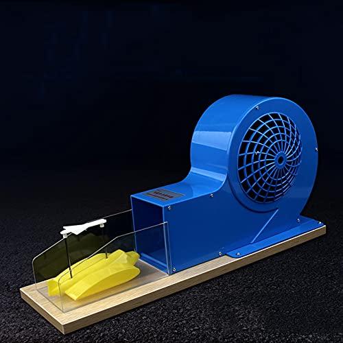 TWY Principio de elevación de aeronaves Modelo de demostrador Modelo de túnel de Viento pequeño Principio de elevación,Instrumento de Experimento de física