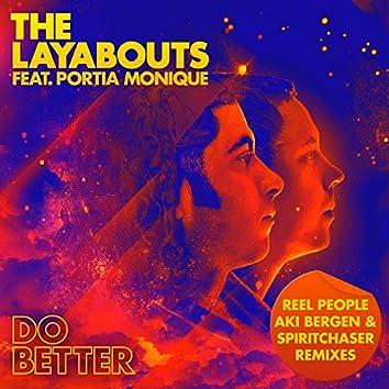 Do Better (Remixes)