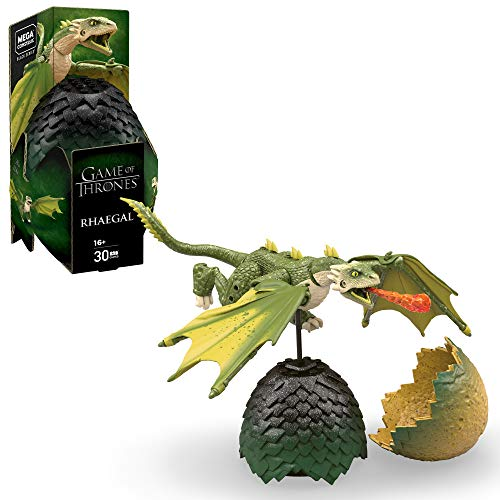 Mega Construx Game of Thrones: Rhaegal Building Set