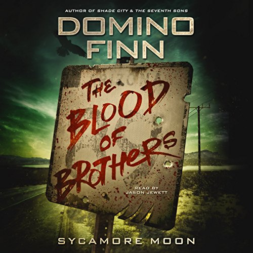 The Blood of Brothers audiobook cover art