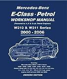 Mercedes E Class Petrol Workshop Manual W210 & W211 Series (English Edition)