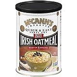 McCann's Quick & Easy Steel Cut Irish Oats, 24 Ounce (Pack of 12)