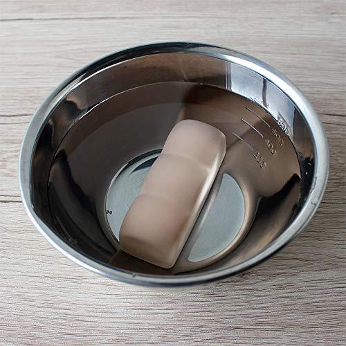 使い方はとっても簡単です。トースト前に20秒ほど水に浸して吸水させるだけです。サッと準備できるから、手軽に取り入れられそうです。