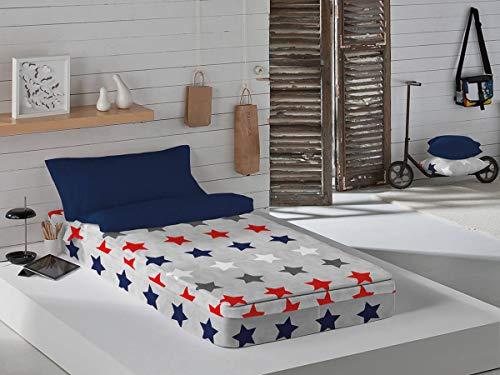 NATURALS Saco nórdico con Relleno American Star 90 cm