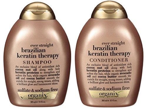 Organix Ever Straight Brazilian Keratin Therapy,...