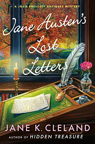 Jane Austen's Lost Letters (Josie Prescott Antiques Mysteries Book 14) by [Jane K. Cleland]