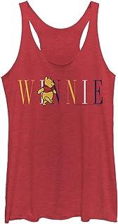 Disney womens Pooh Fashion T-Shirt