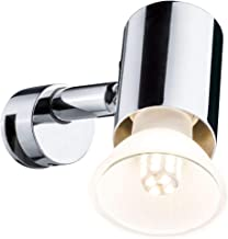 Badkamerlamp badkamer lamp WallCeiling max 1x20W chroom 230V MINTAKA GU10 metaal   1-lamp