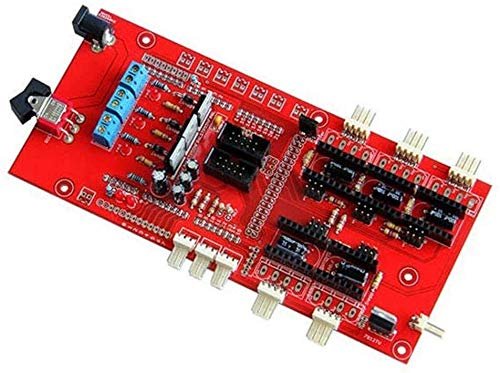FORETTY DIANLU31 MEGA Shield Control Board for 3D Printer Accessories Tools Stable Performance