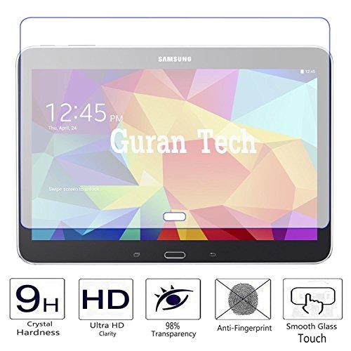 Guran® Protector de Pantalla Vidrio Cristal Templado para Samsung Galaxy Tab 4...