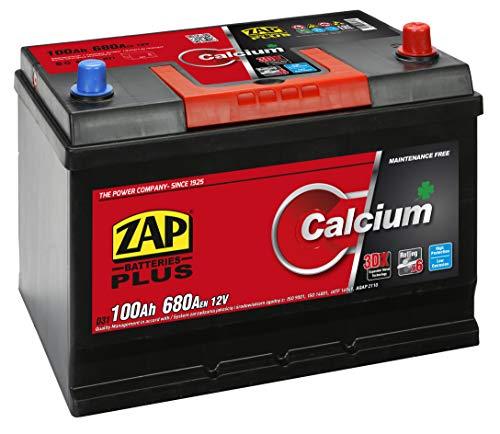 kfzteile24.de Preishammer 2230-10272 Starterbatterie Standard Starter-Batterie - 12 Volt, 100 Ah, 680 A Batterie, Startanlage