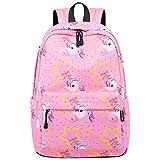 VentoMarea Stylish School Backpack College Student Bookbags Travel Bag Daypack
