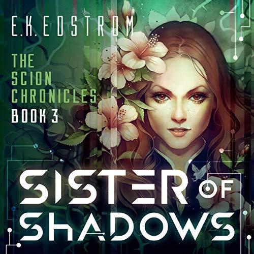 Couverture de Sister of Shadows