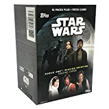 Topps 2016 Star Wars Rogue Camino a 1 Blaster Box Tarjetas