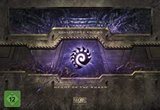 StarCraft II: Heart of the Swarm (Add-On) - Collector's Edition (B0071L2Q6W) | Amazon price tracker / tracking, Amazon price history charts, Amazon price watches, Amazon price drop alerts