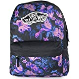 Vans Womens Wm Realm Backpack Multicolour (Drip Floral)