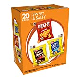 Delicious oven baked classics from the Keebler Elves and the Cheez-It kitchens; enjoy a sweet and crumbly cookie treat with either chocolate chips or fudge drizzles, or crispy real cheese crackers Your choice of a trio of delectable chocolate chip co...