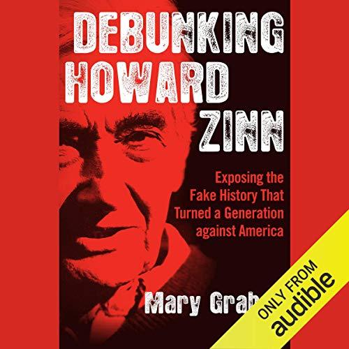 Couverture de Debunking Howard Zinn