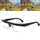 Gafas de Lectura Dial Gafas Ajustables Gafas de Lectura de Enfoque automático Lentes Unisex de Lectura multifoco progresiva (1PCS)