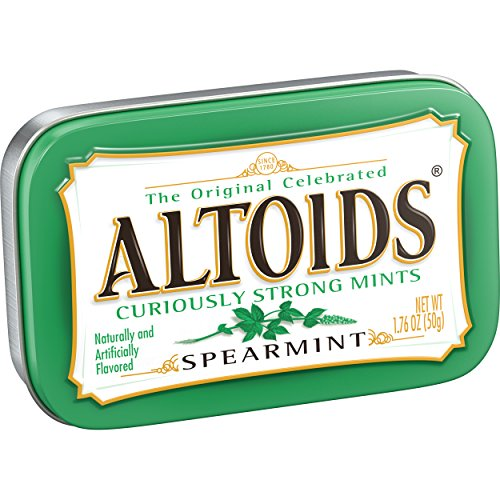 Altoids Candy & Chocolate - Best Reviews Tips