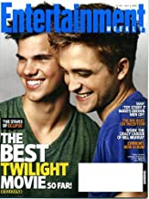 Entertainment Weekly July 2 2010 Twilight Eclipse Cast on Cover (Eclipse: The Best Twilight Movie So Far), Why Toy Story 3 Makes Grown Men Cry, Big Buzz of Inception, Bill Murray, Eminem's New Album, Kelly Rowland