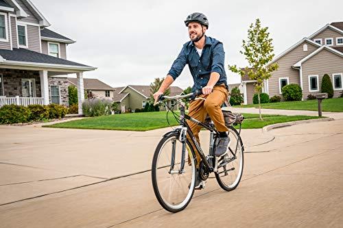 51o0PCPq8hL. SL500 Schwinn Discover Hybrid Bike for Men and Women