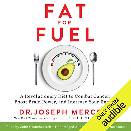 Fat for Fuel audiobook cover art