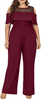 Best plus size jumpsuits and rompers for women Reviews