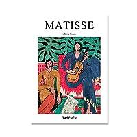 マティス装飾画特大ポスターはがき部屋の壁クリエイティブDiyカード装飾ステッカー写真小道具文房具