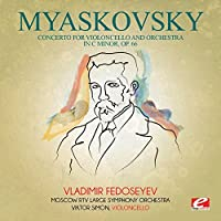 Concerto for Violoncello and Orchestra in C Minor, Op. 66 by Nikolay Myaskovsky