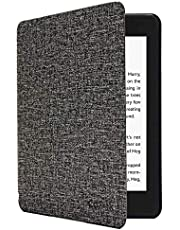 CoBak Kindle Paperwhiteカバー – 2018年発売Kindle Paperwhite ケース第10世代用自動スリープウェイク機能付き最新PUレザースマートカバー
