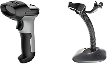 Inateck Bluetooth Barcode Scanner with Adjustable Stand, BCST-70 and BCST-S