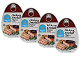 Bristol Hickory Smoked Cooked, Canned Ham - 16oz (Pack of 4)