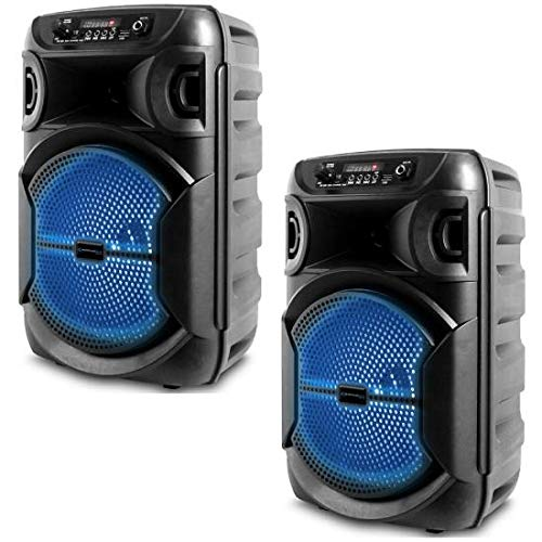 1000 watts speakers bluetooth - 1