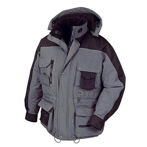 texxor Montreal Winterjacke Hose, Wind- und Regenjacke, grau, 4190