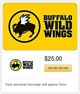 check balance on buffalo wild wings card