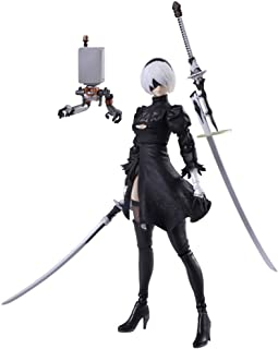 Square Enix Nier Automata 2B (YoRHa No. 2 Type B) Ver. 2 Bring Arts Action Figure